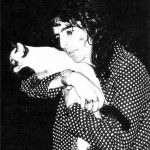 Alice cooper and siamese cat, famous cat lovers