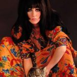 Cher and cat