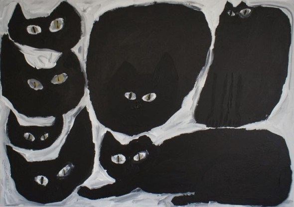 Miroco Machiko, Black Cats