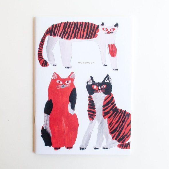 Miroco Machiko, Three Cats