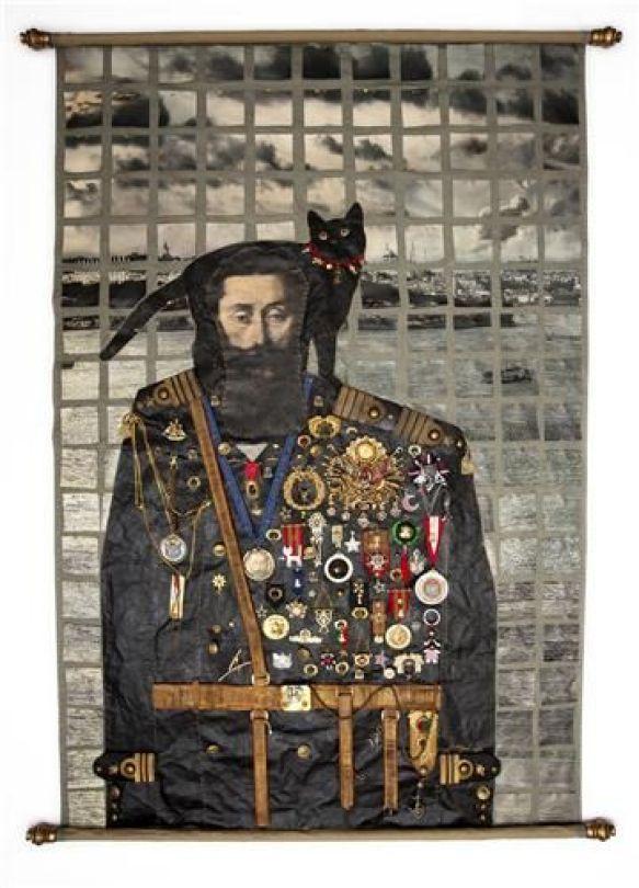 Feridun Oral, Sultan and Black Cat