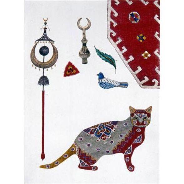 Feridun Oral, Islamic cat