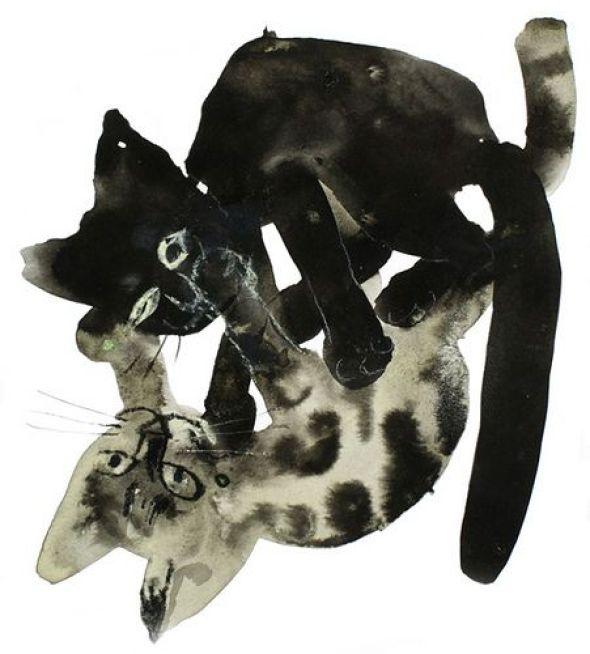 Józef Wilkon - Kot-cat, Jozef Wilkon
