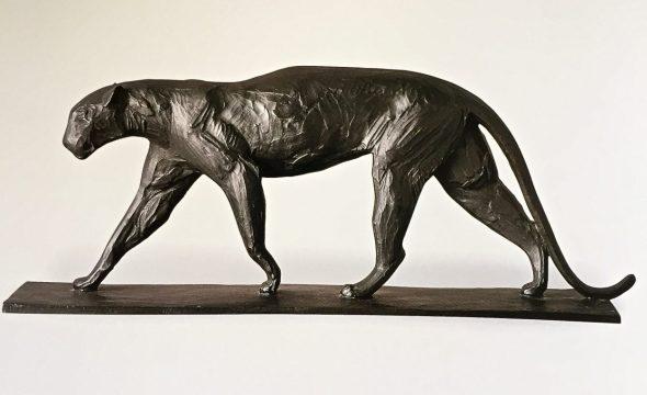 Cartier Panther, Rembrandt Bugatti