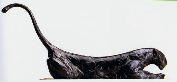 Panther, Rembrandt Bugatti