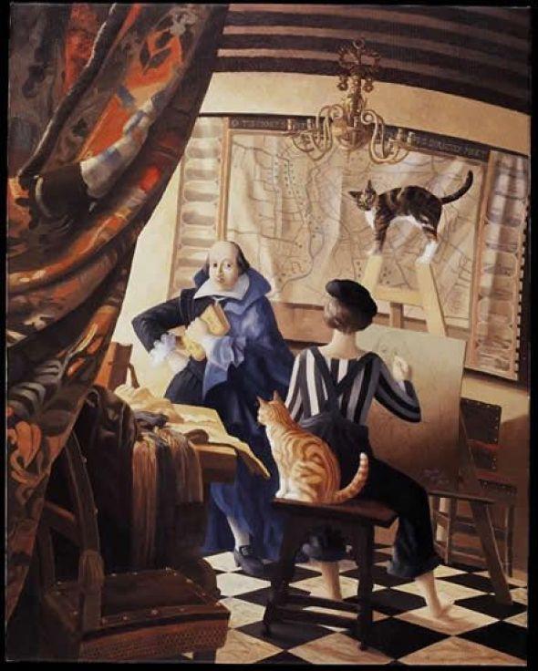 The Art Hunters, Ophelia Redpath