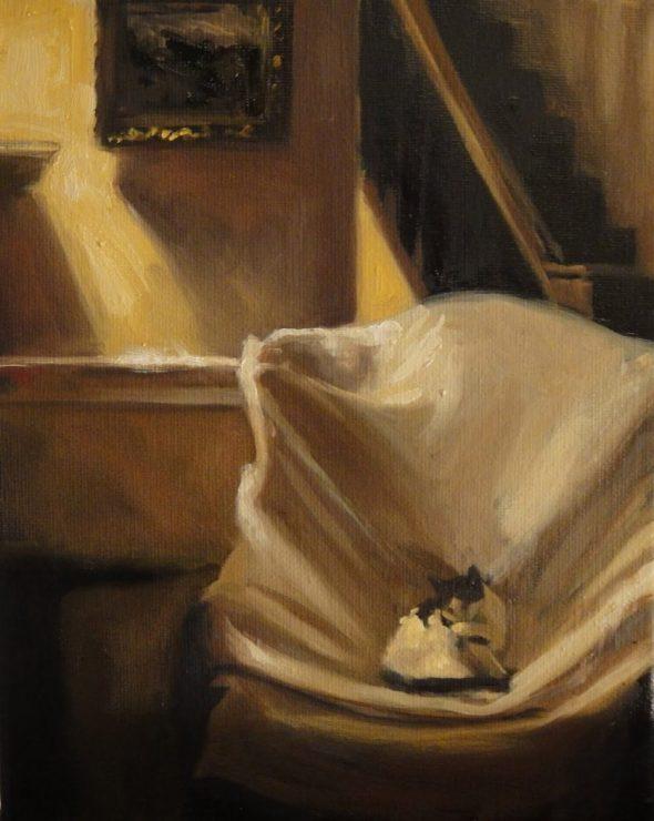 Jonelle Summerfield, Bed, Bath and Yellow Light Beyond