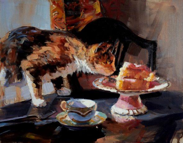 Jonelle Summerfield, Cat and Cake