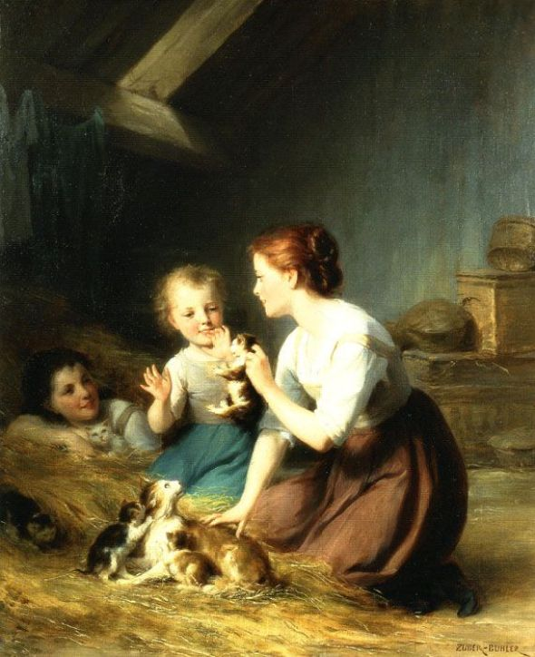 The Granary Loft, Fritz Zuber-Buhler