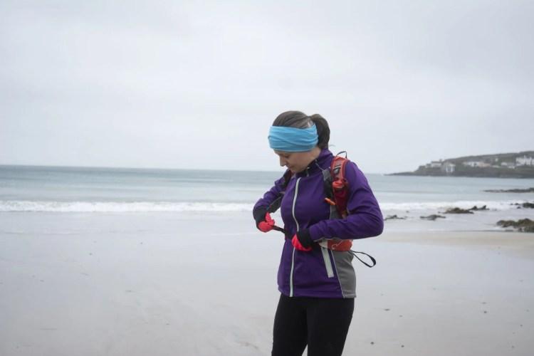 Runner Beach Backpack Mental Health