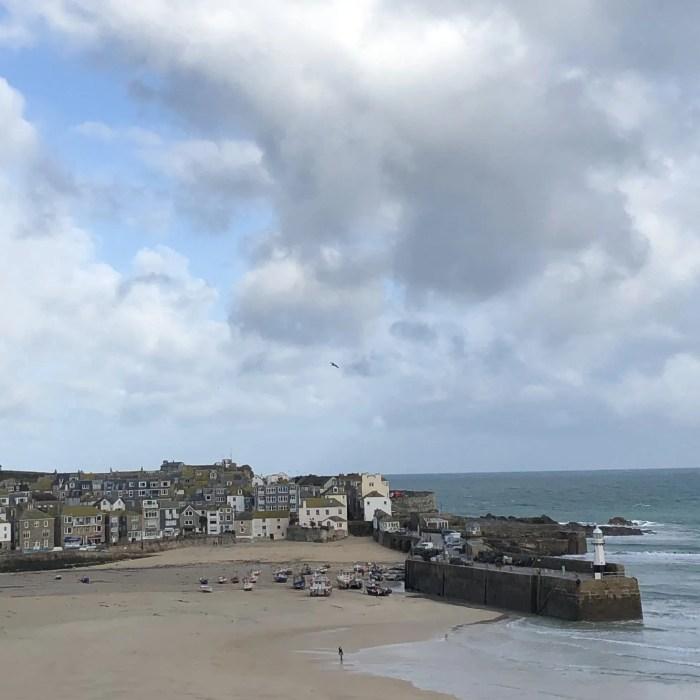 St Ives Bay Cornwall Blog
