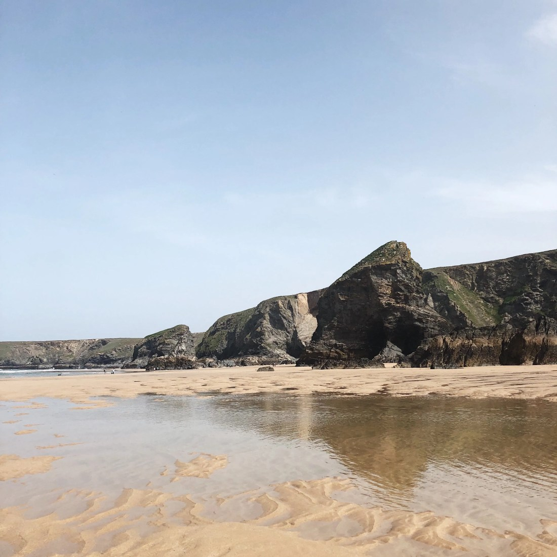 Bedruthan Steps Cornwall Cornwall Lifestyle Brand