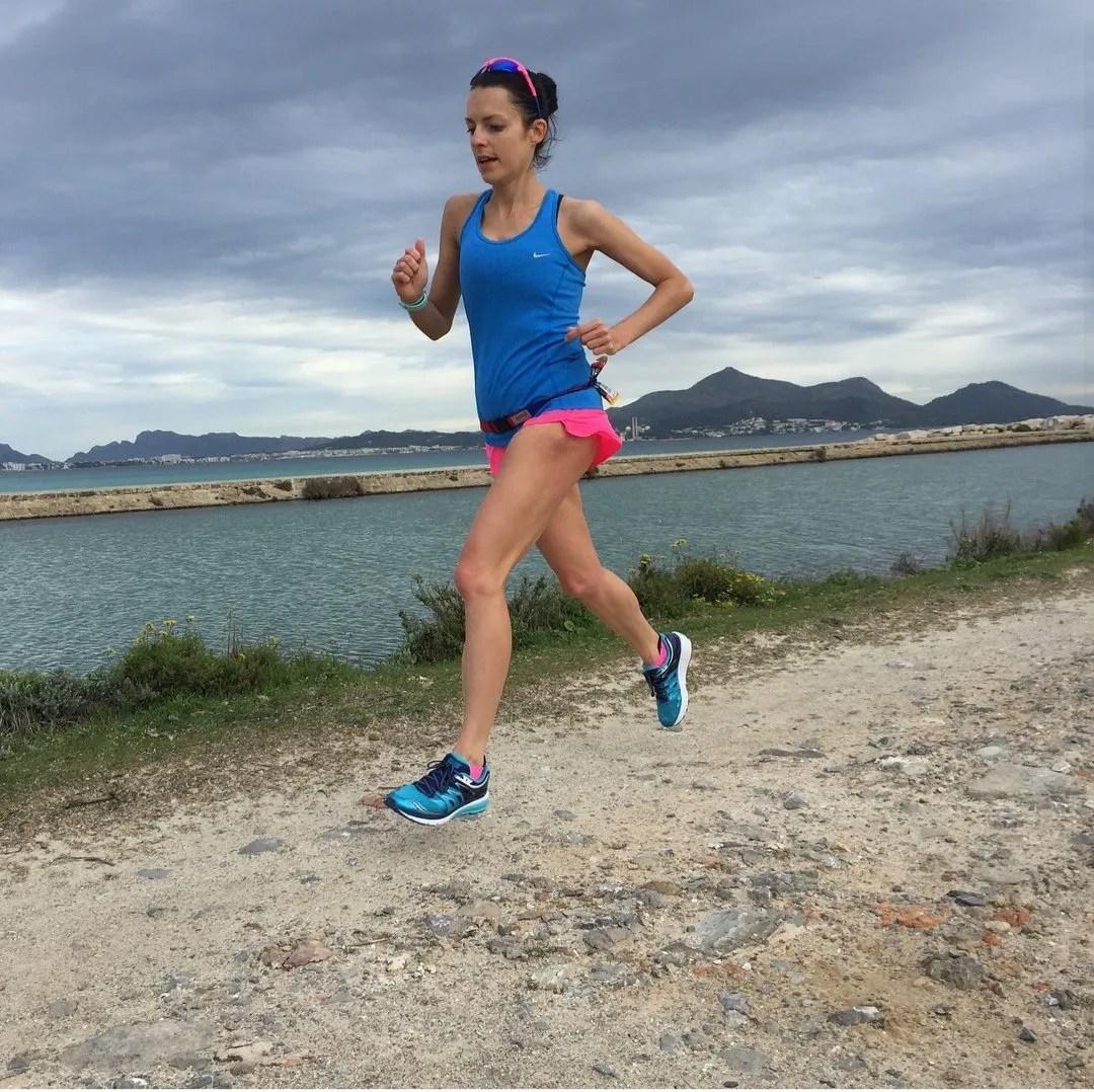 Amy Sole Marathon Runner Run Faster