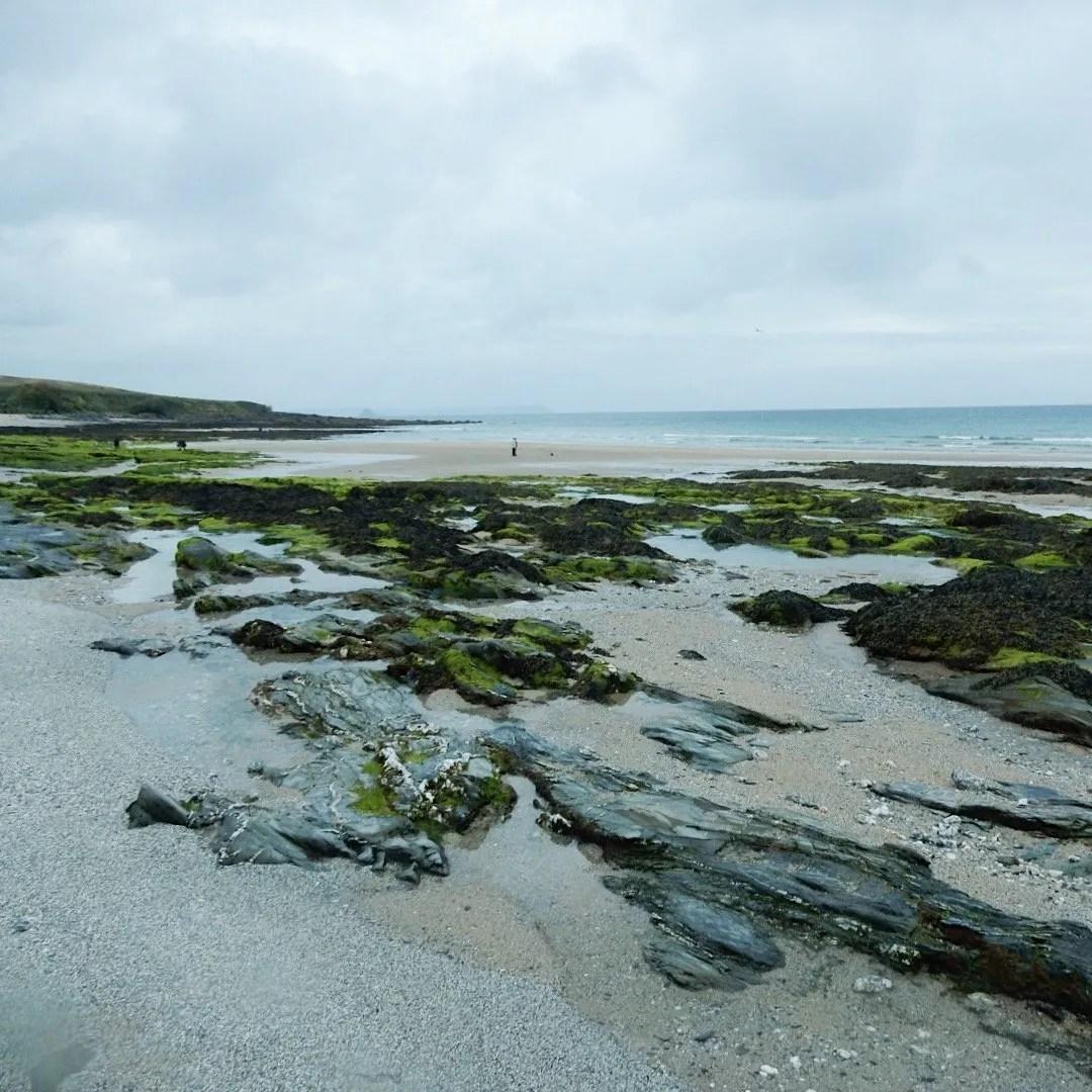 Towan Beach The Roseland Cornwall