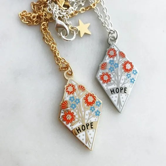 Necklace Gift and Print