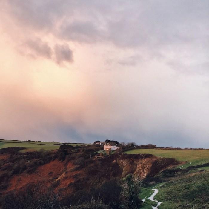Broom Parc Cornish Coastpath The Roseland Instagram Hashtag