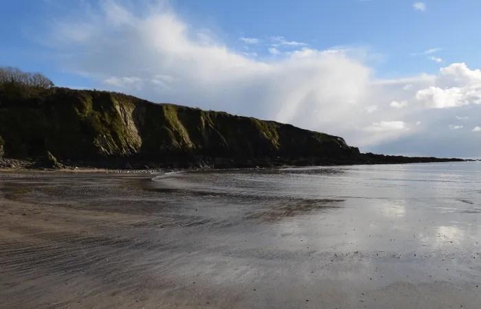 Polridmouth Cove, Cornwall