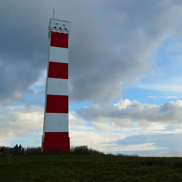 The Gribbin Head Daymark