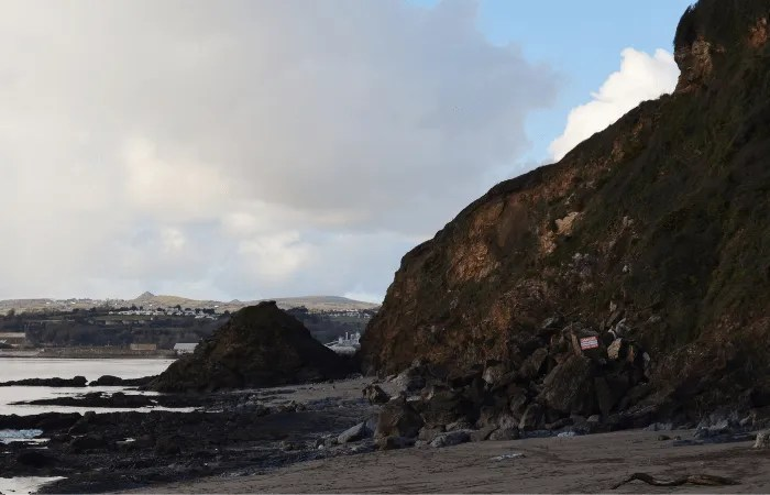 Polkerris Beach, Cornwall