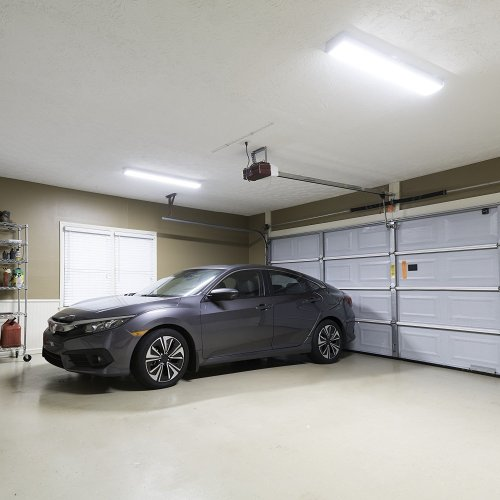 Best Garage Lighting In 2018 Reviews Amp Buyer Guide