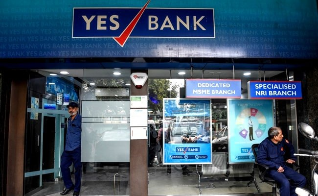 Yes Bank Gains Nearly 3% As Kapurs Step Down As Promoters