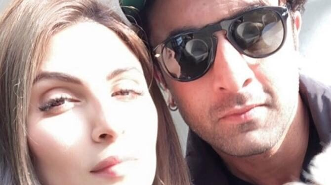 See Photo: Riddhima Kapoor Sahni and Ranbir Kapoor have a good time Raksha Bandhan with a shocking selfie! - 24/7 News - The Greater India Network