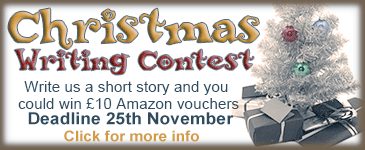 The Great Escape - Christmas Writing Competition - click for more information.