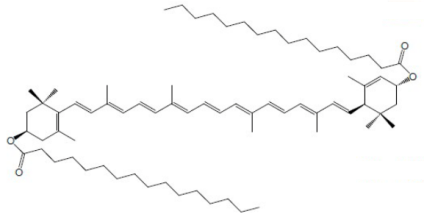 游離型葉黃素酯化型差別比較