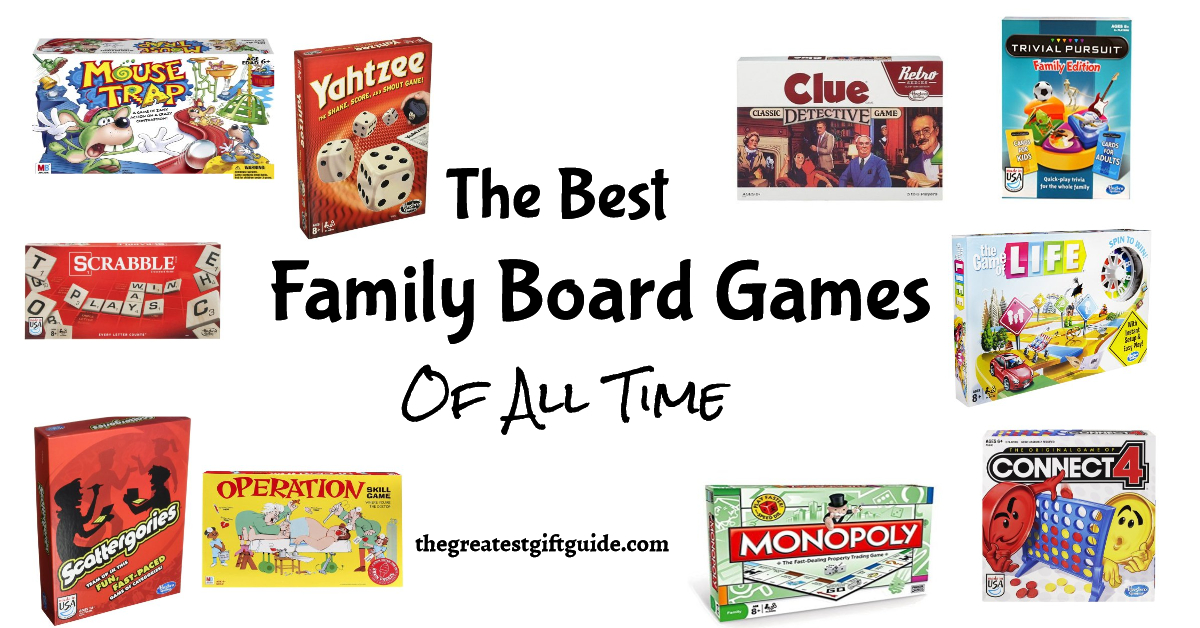 the best family board