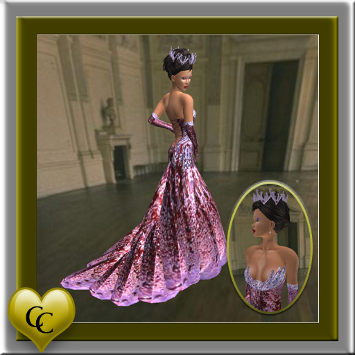 Limited Edition Gown from Couture Chapeau