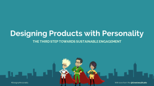 Designing Products with Personality