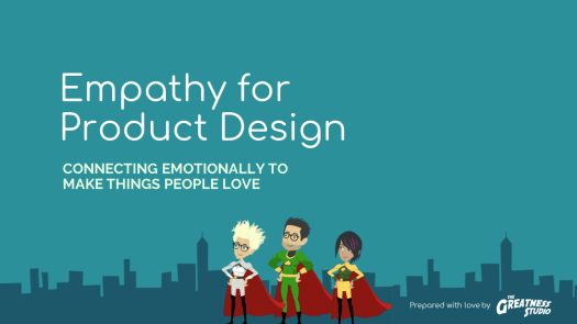 Empathy for Product Design