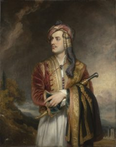 Lord Byron In Albanian Dress, Thomas Phillips, The Great Order