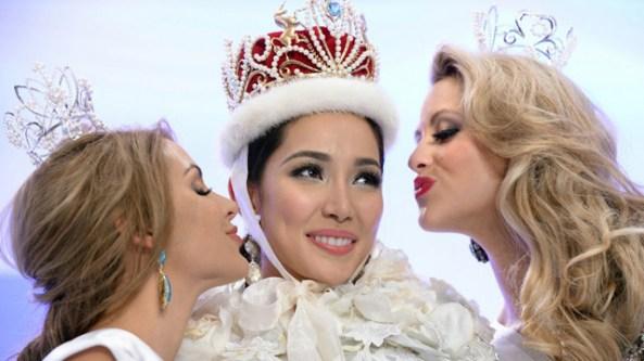 Bea Rose Santiago, Miss International 2013