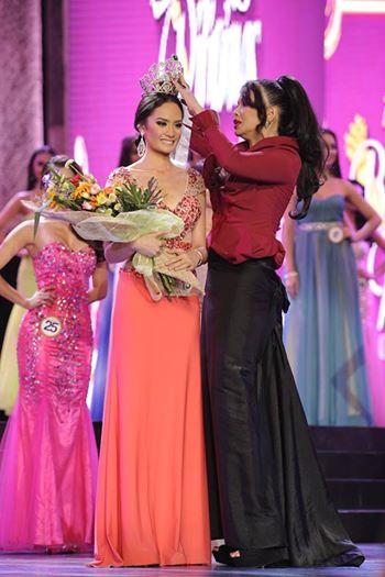 Kris Tiffany Janson Bb. Pilipinas 2014 Intercontinental