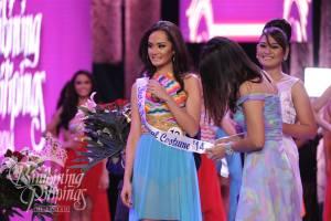 Best in National Costume & Miss Photogenic - Kris Tiffany Janson