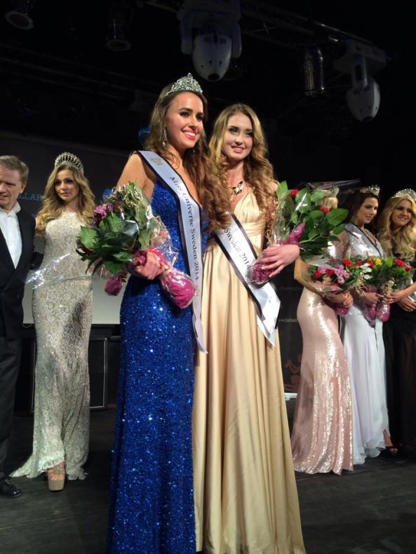 Camilla Hansson~Miss Universe Sweden2014