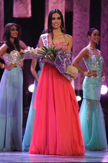 Laura Victoria Lehmann Bb. Pilipinas 2014 1st Runner Up