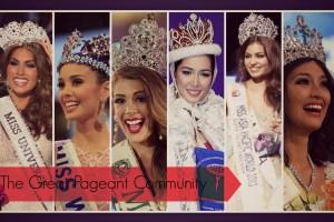 Reigning Queens of 2013