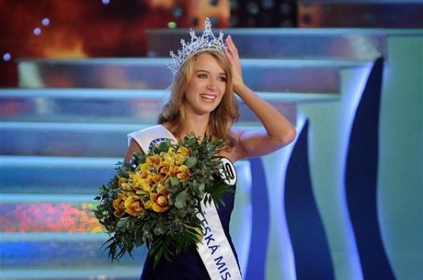 Gabriela Franková Miss Universe Czech Republic 2014