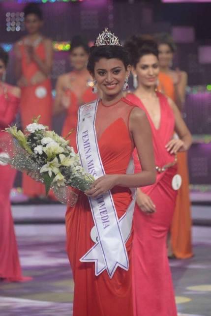 Irshika winning Multimedia Award