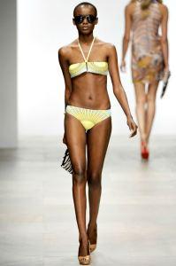 First Tanzanian at Miss Universe