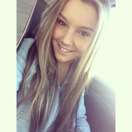 Brooke Hamill from Australia
