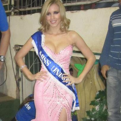 Vanesa Barcelo from Paraguay