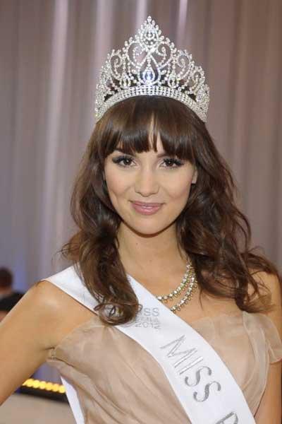 Paulina Krupinska, Miss Polonia 2013