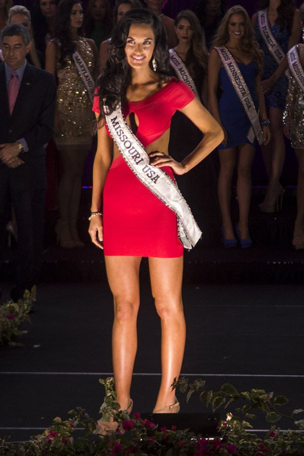 Erica Sturdefant, Miss Missouri USA 2014