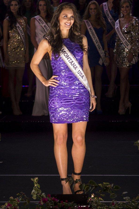 Kadie Latimer, Miss Montana USA 2014