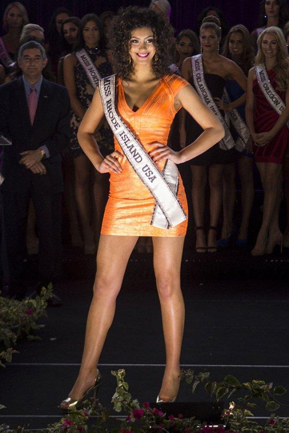 Christina Palavra, Miss Rhode Island USA 2014