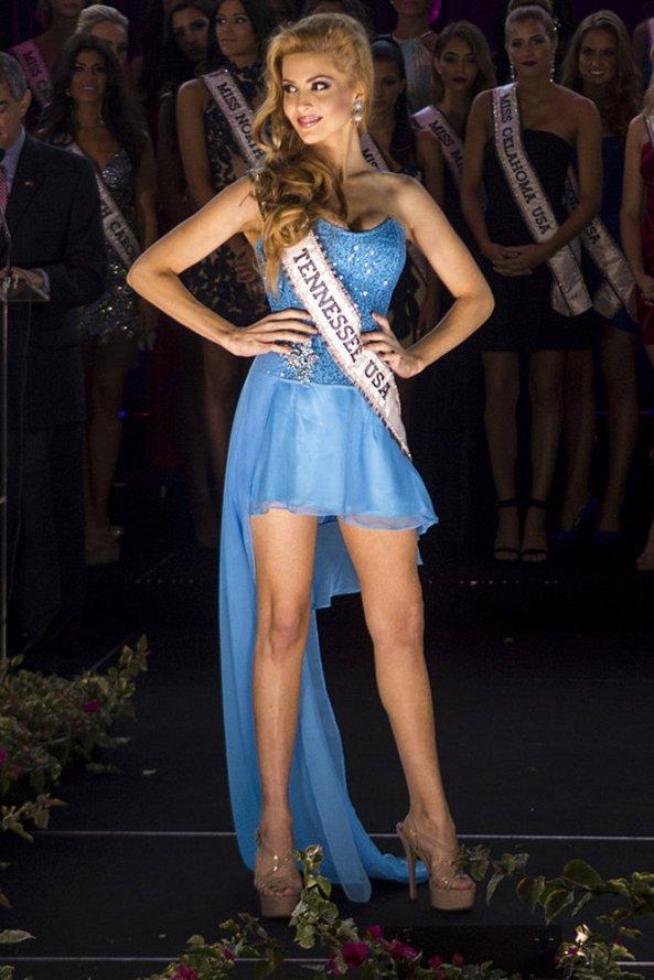 Kristy Landers Niedenfuer, Miss Tennessee USA 2014
