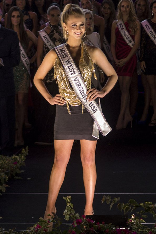 Charisse Haislop, Miss West Virginia USA 2014